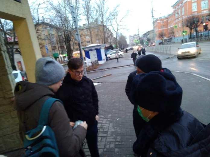 В Рязанской области продолжаются рейды по соблюдению масочного режима