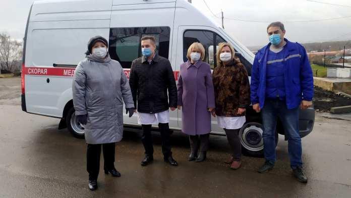 Елена Митина встретилась с медработниками Михайловской районной больницы
