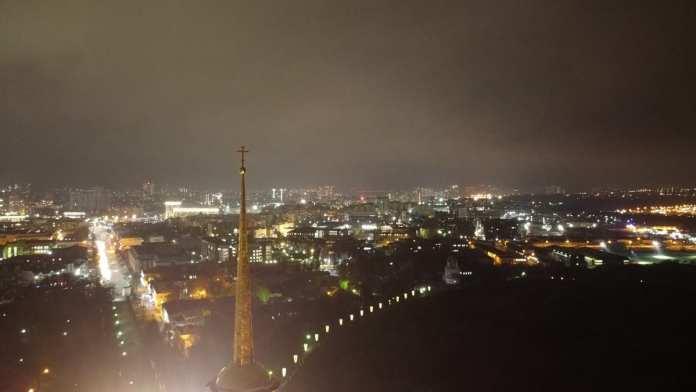 В центре Рязани в следующем году заменят светильники