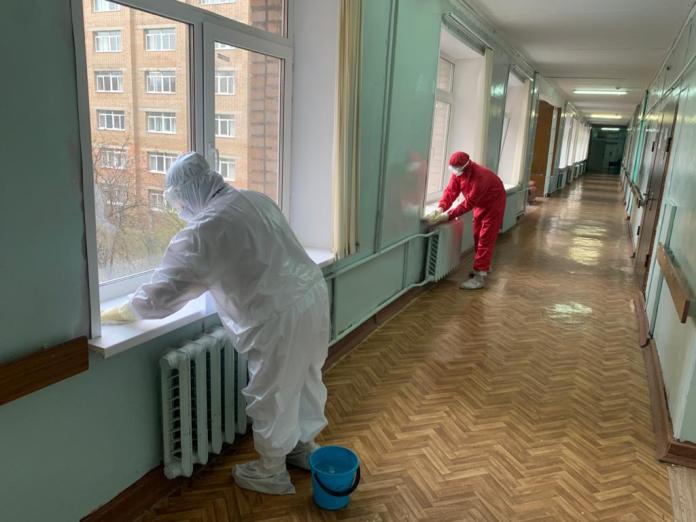 """В Рязани оценили работу волонтеров в """"красной зоне"""" ОКБ"""