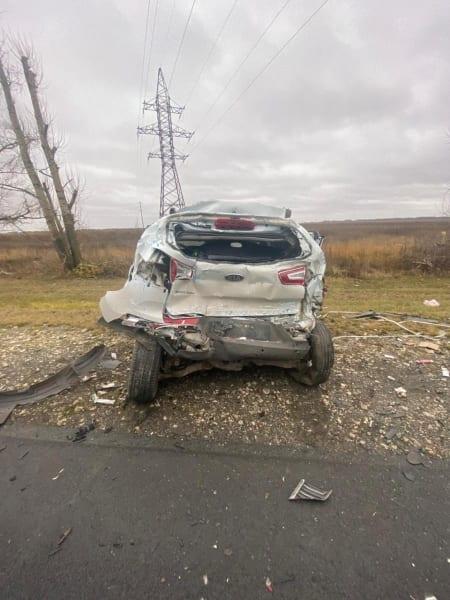 В аварии с фурой в Шиловском районе пострадал один человек