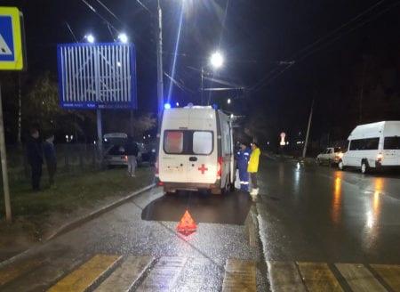 19-летний рязанец, сбивший пешехода в Песочне, был пьян