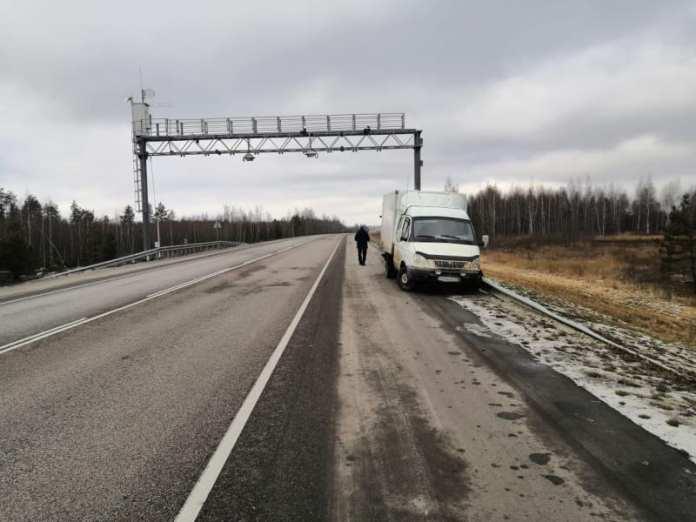 "В Скопинском районе мужчина умер за рулем ""ГАЗели"""