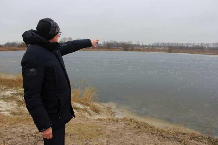 Жителям Скопинского района напомнили об опасности тонкого льда