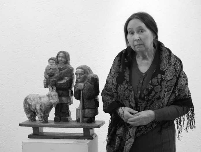 Скончалась скульптор Наталья Тюкина