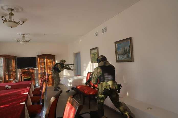 На касимовском заводе прошли антитеррористические учения