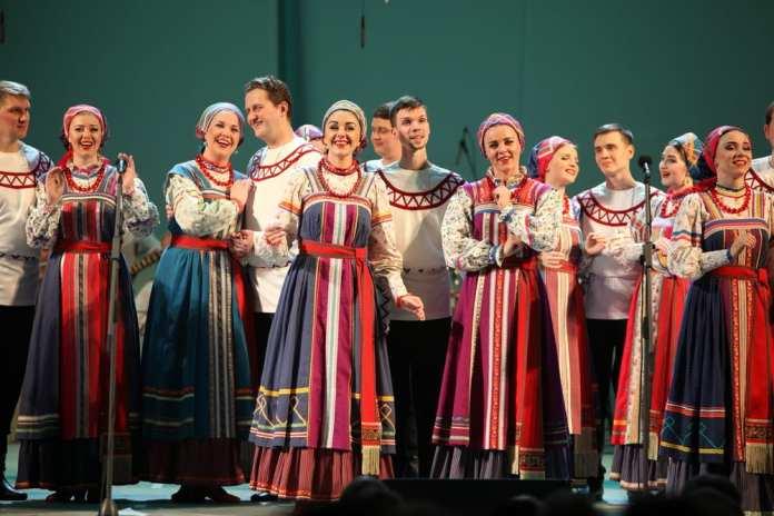 В Рязани выступит уральский народный хор