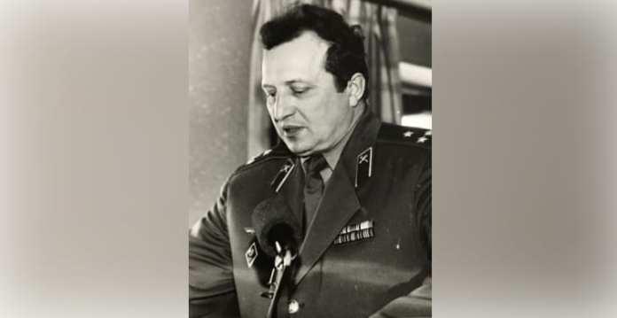 Ушёл из жизни рязанский пожарный, полковник Василий Левицкий
