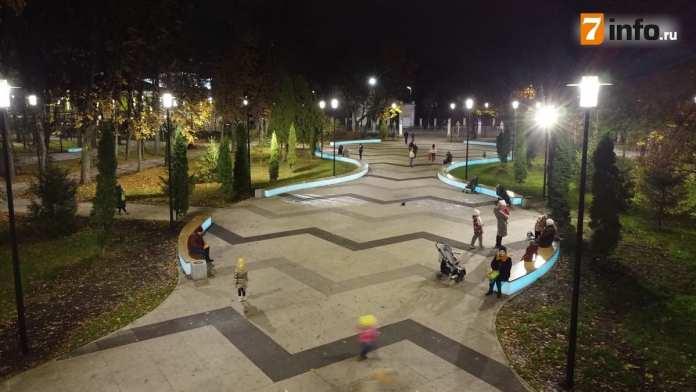 Как выглядит Верхний городской парк Рязани сейчас