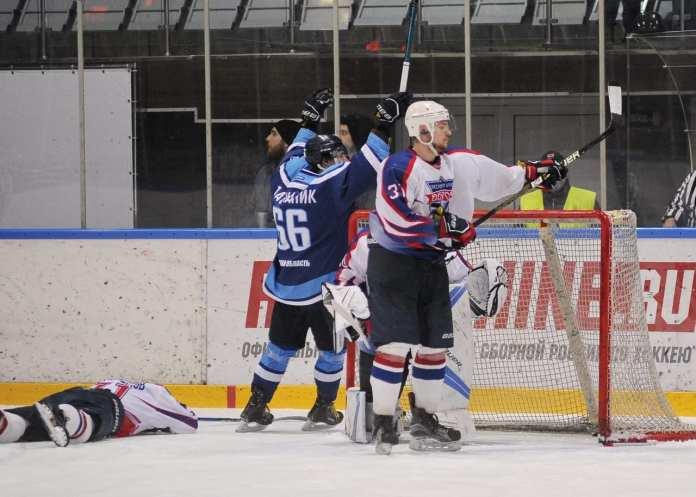 МХК «Рязань-ВДВ» одержал тринадцать побед подряд