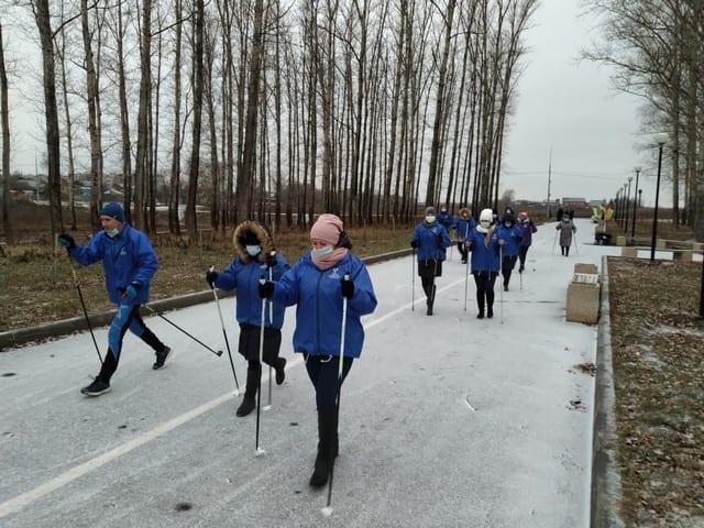 В Рязанской области открыли два физкультурных маршрута