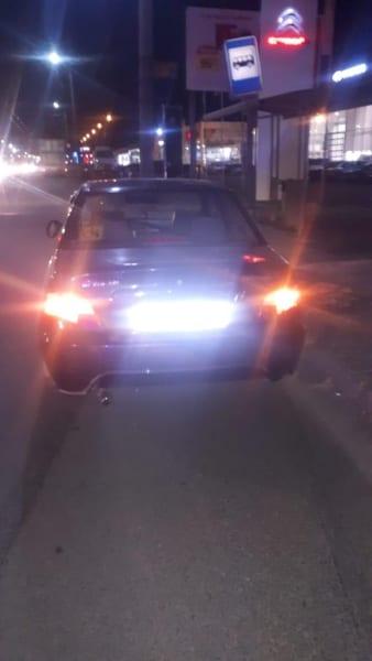 На Московском шоссе в Рязани сбили женщину-пешехода