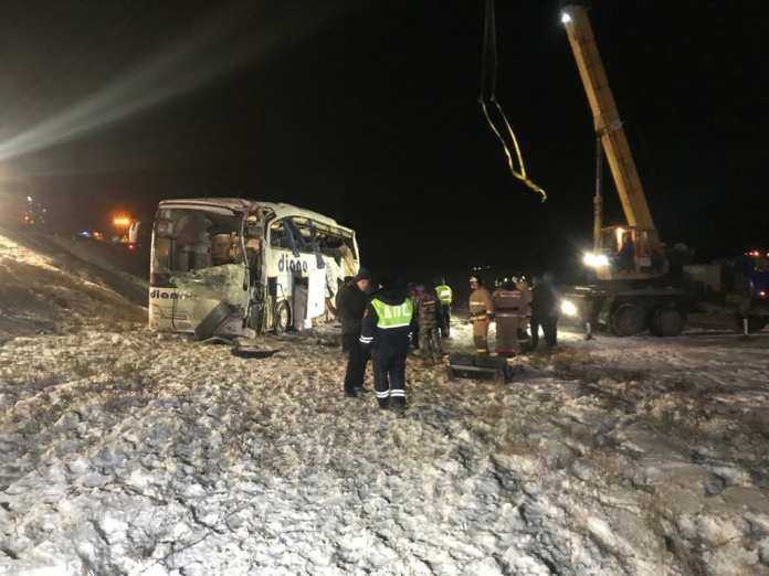 В Рязанскую ОКБ эвакуировали всех пострадавших в ДТП с рейсовым автобусом