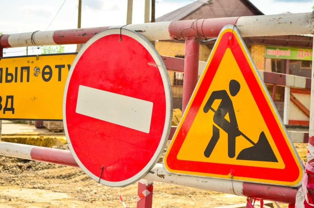 В Архангельске перекроют движение по улице Нагорной из-за ремонта канализации на несколько дней