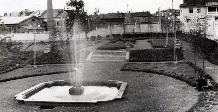 В Рязани при реконструкции Астраханского моста у цирка нашли остатки фонтана 1950-х годов