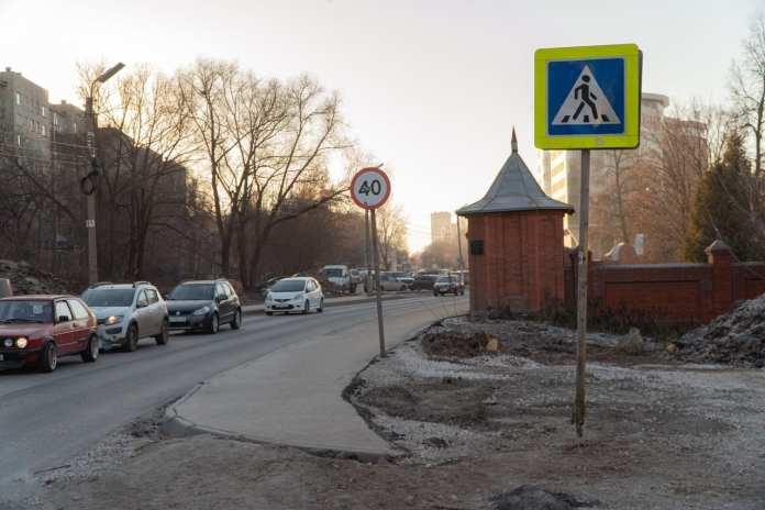 Рязанцы обратили внимание на опасность неправильно установленных дорожных знаков