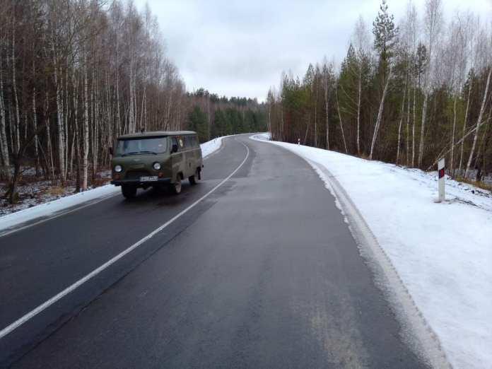 В Ряжском районе отремонтировали дорогу за 382 млн рублей