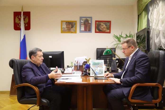 Николай Любимов рассказал о строительстве важных социальных объектов в 2021 году
