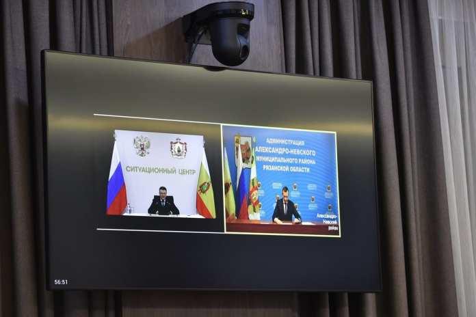 Глава администрации Александро-Невского района рассказал о планах на 2021 год