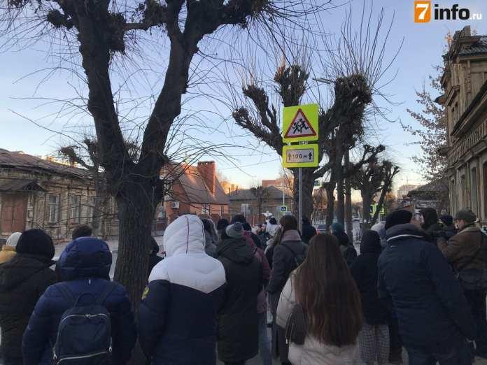 Захар Прилепин открыл в Рязани градозащитную мастерскую