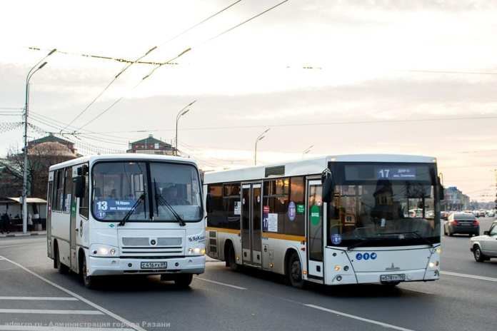 Администрация Рязани опубликовала постановление об отмене шести маршруток