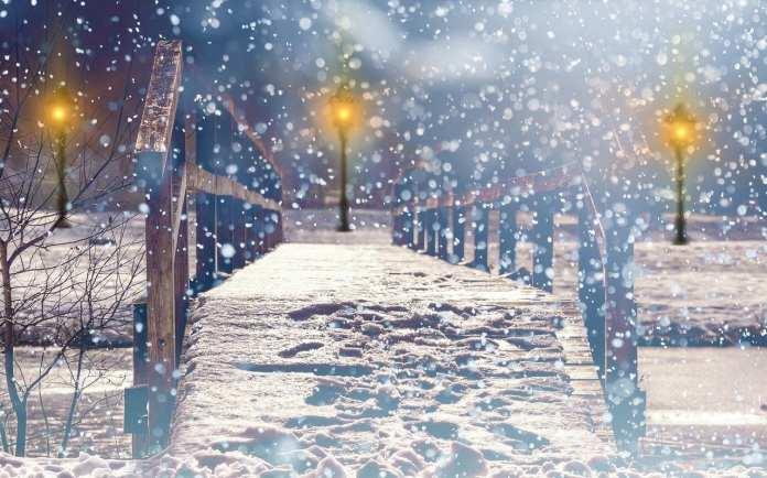 В четверг в Смоленской области ожидается метель и гололедица