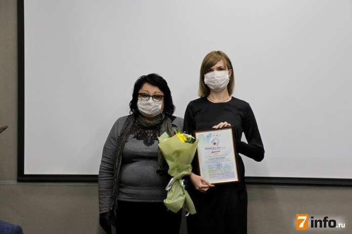 Рязанский врач получил сразу две награды в региональном конкурсе