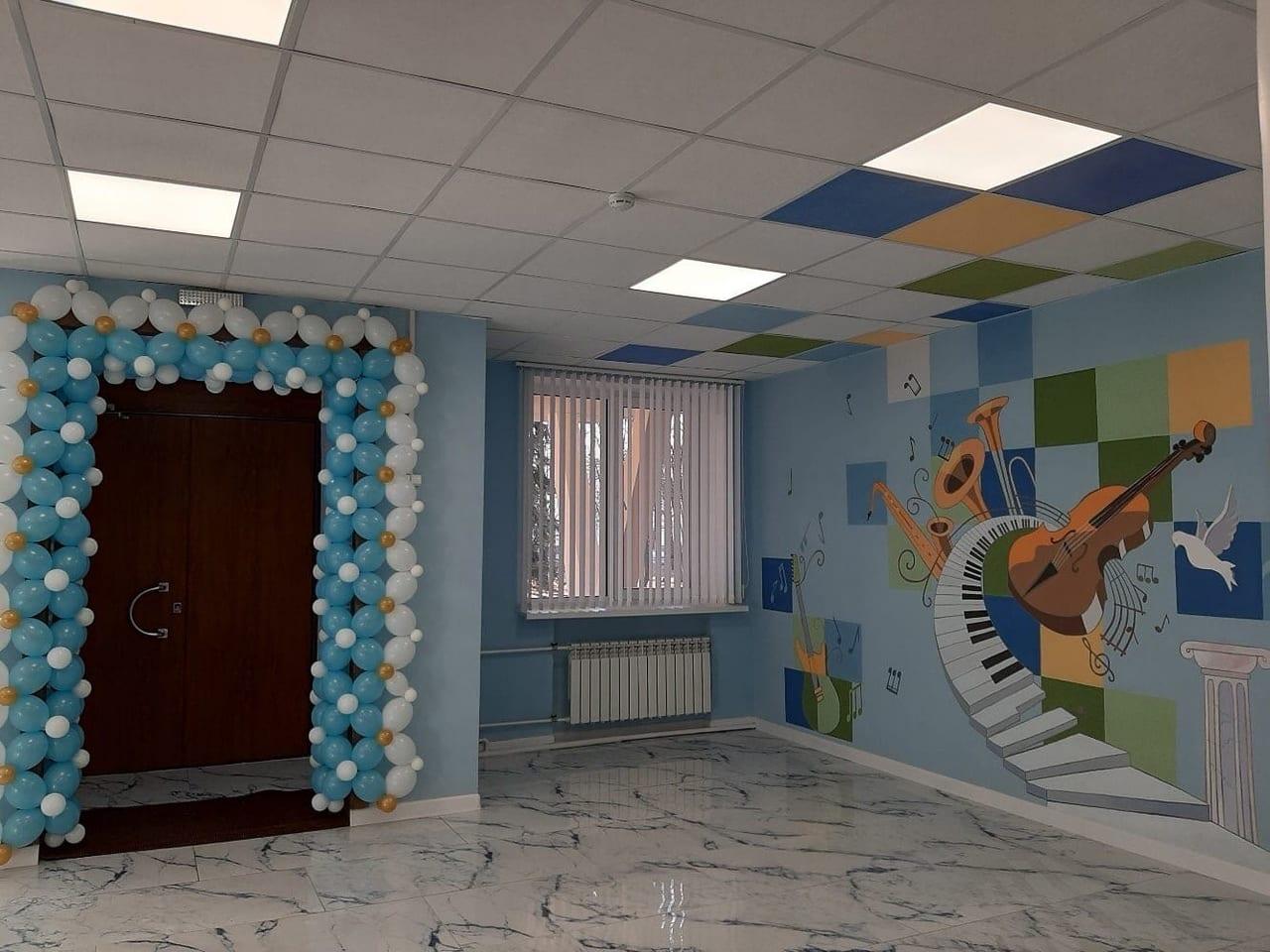 Елена Митина посетила Кораблинскую детскую музыкальную школу