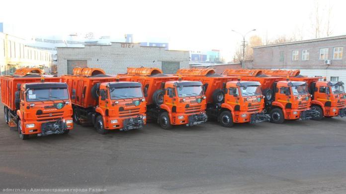 Администрация Рязани рассказала, почему не убирается пыль с улиц зимой
