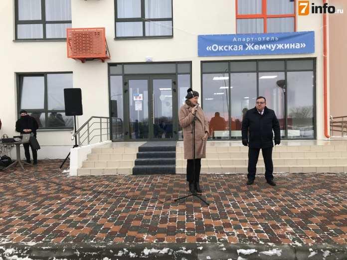 Под Рязанью открыли апарт-отель