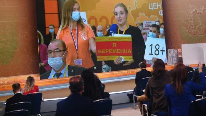 Малькевич призвал сурово наказать рязанку, задавшую вопрос Путину