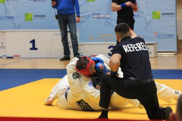 Первый канал показал видео о спортивном турнире в Рязани