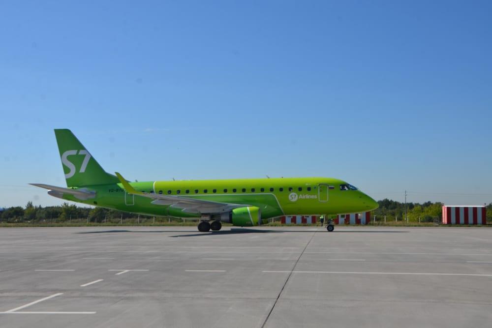 После Нового года из Липецка впервые запустят авиарейсы в Казань и Минеральные Воды