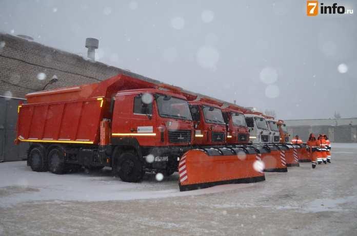 «РязаньАвтодор» получил 12 автомобилей по программе СберЛизинг