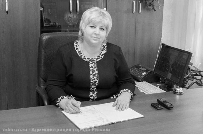 Ушла из жизни директор рязанской школы №33