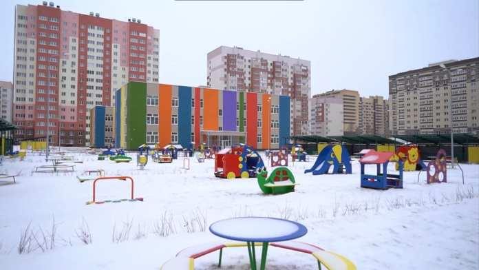 В следующем году в Песочне в Рязани откроют детсад на 290 мест