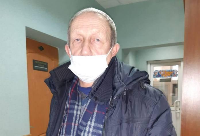 Рязанского правозащитника Александра Бехтольда доставили в суд
