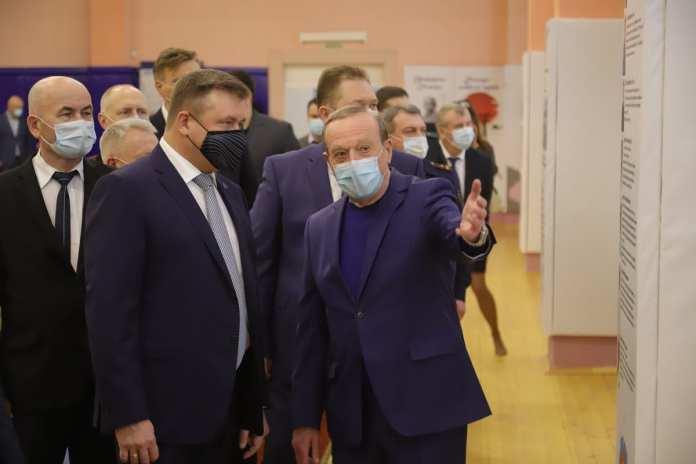 """В Рязани открылся информационный проект """"Дзюдо - гибкий путь"""""""