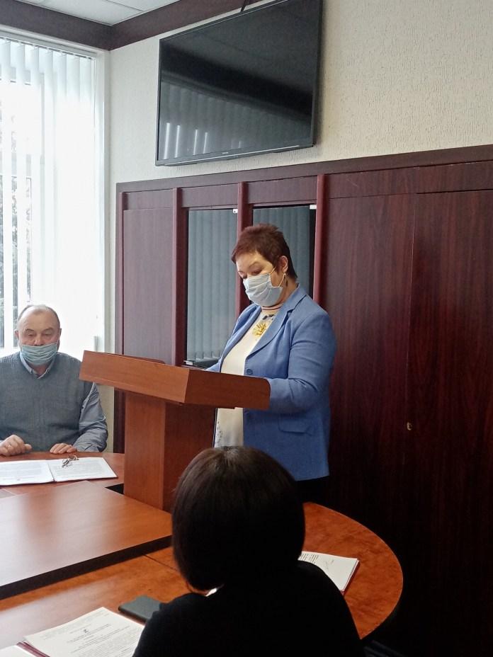 В Скопине прошло заседание районной думы