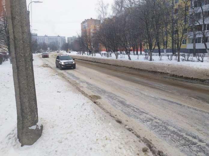Последствия потопа на улице Новаторов в Рязани продолжат устранять 19 января