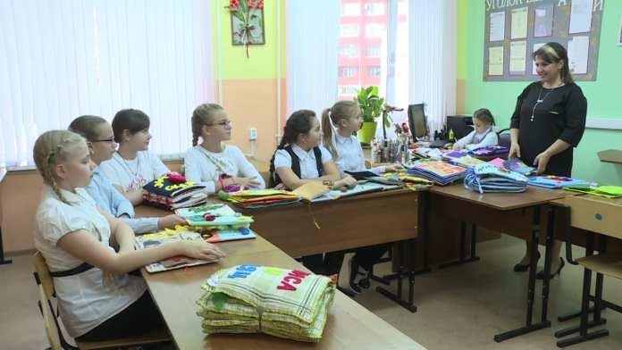 Рязанский педагог стала героиней фильма федерального проекта