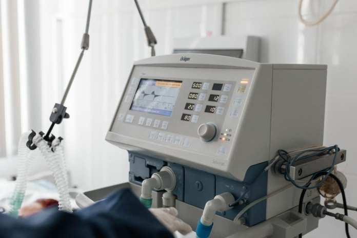 В реанимационном отделении рязанского кардиодиспансера установили два аппарата ИВЛ