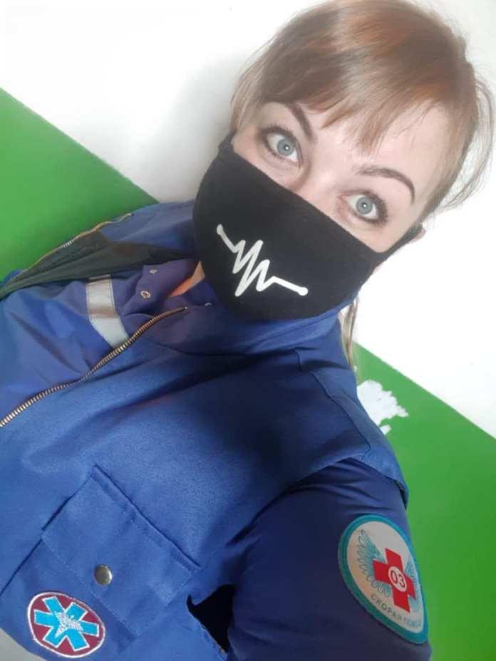 Рязанские медики рассказали о работе во время крупного пожара в Канищево