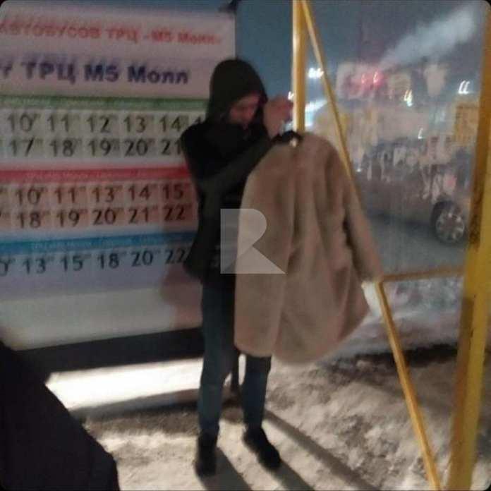 """Пьяный рязанец украл шубу из магазина в ТРЦ """"М5 Молл"""""""