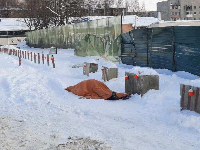 В Рязани обнаружен труп