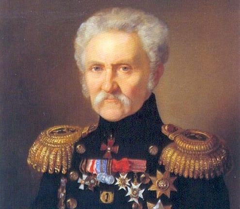 18 марта отмечается 235 лет со дня рождения уроженца Касимовского уезда адмирала Александра Павловича Авинова