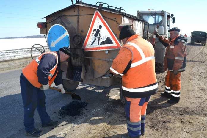 На автодороге Шацк – Касимов ремонтируют аварийный участок