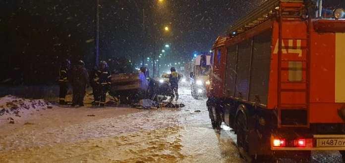 Смертельное ДТП на Южной окружной в Рязани устроил водитель без прав