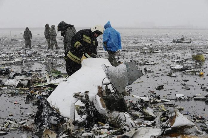 В этот день, 19 марта, в Ростове-на-Дону разбился Boeing 737