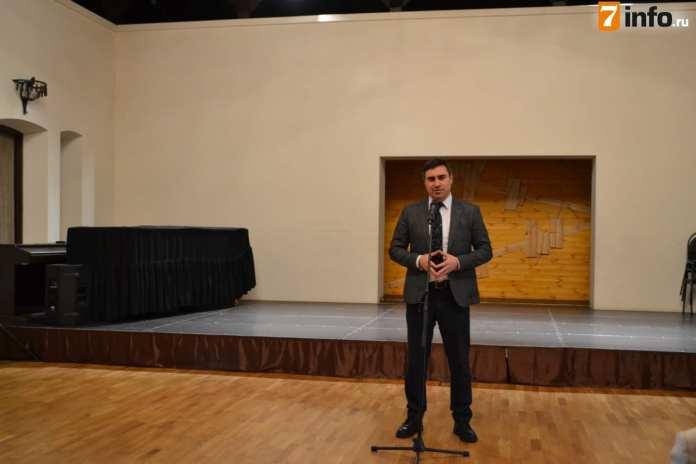Артистам рязанского академического хора вручили почетные награды